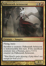 1x Falkenrath Aristocrat Dark Ascension MtG Magic Gold Mythic Rare 1 x1 Card