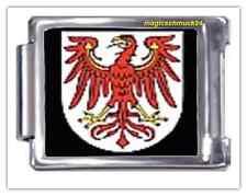 Italian Charm Modul passend für Nomination Wappen BRANDENBURG