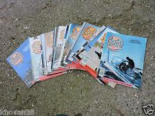 Lot de 35 magazines Troupes d'élite Aviation Complet plus index