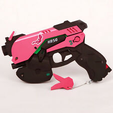 OW Overwatch DVA D.VA Gun Handgun Pistol Game Cosplay Prop Gift Toy