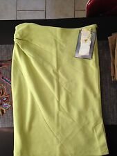 Lapis  Pencil Skirt Size L NWT