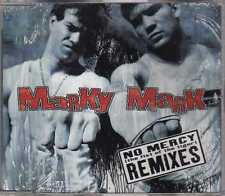 Marky Mark - No Mercy (Remixes) - CDM - 1995 - Eurodance Wahlberg La Bouche
