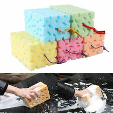New 5 x Wash Sponge Glass Care Car Cleaning Tool Sponges Pad Washing Cleaner Set