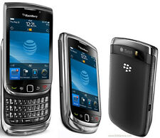 Blackberry Torch 9800 BBM WORKING 4GB - 3G ! WIFI ! TOUCH & TYPE ! QWERTY ! 5MP