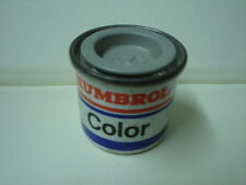 HUMBROL - ENAMEL PAINT - N° 129 SATIN US GULL GREY