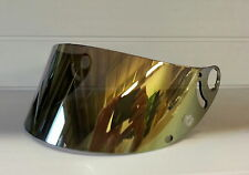 Aftermarket Shark Espejo Oro Gold Visera Visor Shield RSR RSR2 RSX RS2