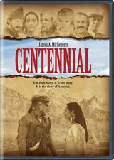 Centennial: The Complete 6 Disc TV DVD Series + Bonus Features, Sealed + NEW