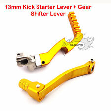 Gear Shifter Lever Kick Starter For 50 110 125 cc Lifan YX Chinese Dirt Pit Bike