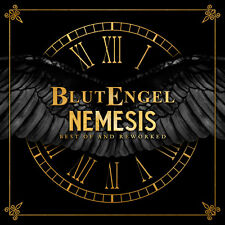 BLUTENGEL Nemesis (Best of and Reworked) - 2CD (Deluxe Edition) Digipak