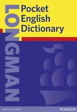 Longman Pocket English Dictionary by Hardcover Book (English)