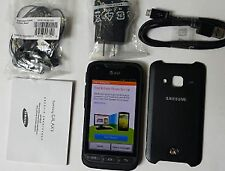 Samsung Galaxy Rugby Pro SGH-I547 8GB Black (Unlocked) AT&T Smartphone Great