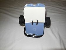 """Rolodex Open Rotary File Black Tubular Frame with 2-5/8"""" x 4"""" cards"""