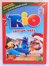 DVD / RIO - EDITION NOËL INCLUS LE CD DES MUSIQUES DU FILM / 20TH CENTURY FOX