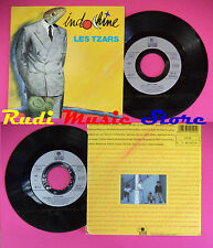 LP 45 7'' INDOCHINE Les tzars 1987 france ARIOLA 109191 no cd mc dvd