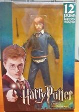 "NECA HARRY POTTER RON WEASLEY 12"" PUSH BUTTON SOUND ACTION FIGURE 60524"