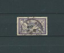 TYPE MERSON - 1925 YT 206 3 f. violet bleu - TIMBRE OBL. / USED