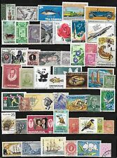50 Beautiful All Different Well Mixed Worldwide Stamps Some Over 100 Years Old!