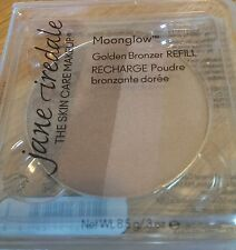 Jane Iredale REFILL  MOONGLOW Golden Bronzer 8.5g/.3 oz