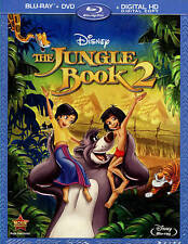 Jungle Book 2 (Blu-ray/DVD,)New, free shipping !!!!