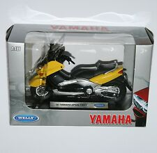 Welly -'01 Yamaha XP500 TMAX Moto Modelo Escala 1:18