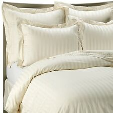 EGYPTIAN COTTON 500 THREAD COUNT CLASSIC STRIPE BEDDING, Duvet covers, sheets