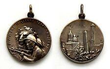 Medaglia Divisione Militare Territoriale Bologna (Inc.B.L.) Metallo Argentato