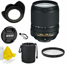 Nikon AF-S DX NIKKOR 18-140mm f/3.5-5.6G ED VR Lens - CellTime Kit