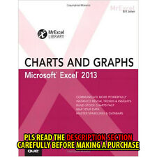 FAST SHIP: Excel 2013 Charts And Graphs 1E by Bill Jelen