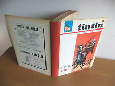 Reliure du journal de TINTIN N°76 de 1967 plus de 500 Pages TBE