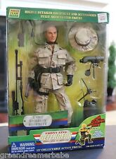 "Power Team Elite 1:6 USMC Embassy Security 12"" Figure 2005 Front Line Defenders"