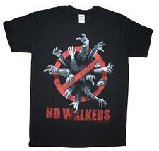 Walking Dead ( Size M ) No Walkers - Men's t shirts from the popular TV Series