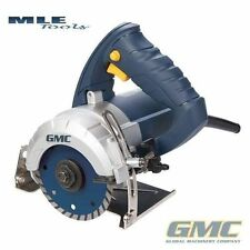 GMC 1250W wet stone cutter 110mm inclut marbre lame 950392 GMC1250 263288