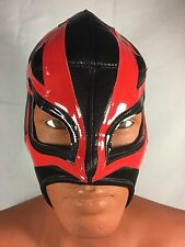 SHOCKER LUCHADOR/WRESTLER MASK! A MUST HAVE! AWESOME COLORS! HANDMADE MASK!!