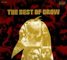 The Best of Crow [Digipak] by Crow (CD, Oct-2013, Sundazed)