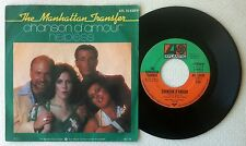 "THE MANHATTAN TRANSFER 'Chanson D'Amour' 1976 German 7""/45 rpm vinyl single"