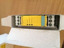Siemens Sirius 3TK28 Safety Relay, Single Channel, 24 V ac/dc 3TK28211CB30