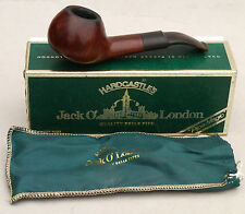 HARDCASTLE'S (Dunhill) Jack O' London BRIAR estate PIPE w box