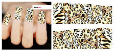 Nail Art Sticker Water Decals Transfer Stickers Animal Print (DX1501)