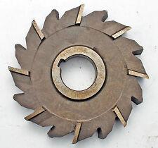 HSSE-Co5 Scheibenfräser Schlitzfräser Fräser KESTAG A 125 x 16 x 32 mm