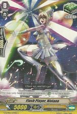 CARDFIGHT VANGUARD CARD: FLASH PLAYER, NIVIANE - G-CMB01/035EN C
