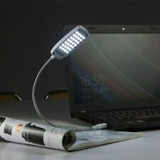 Flexible Mini Bright 28 LED USB Light For Computer Lamp Laptop PC Desk Reading A