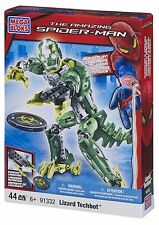 Mega Bloks 91332 Cap Lizard techbot lézard the amazing spiderman