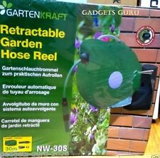 Retractable Flexi Garden Hose 30M - High Quality Robust UK Design