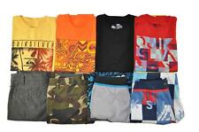Quicksilver Big Boys 8pc Tops & Shorts Lot Size 12 (New With & Without Tag)