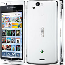 BRAND NEW SONY ERICSSON XPERIA ARC S LT18i - 8MP - WHITE - BOXED - UNLOCKED