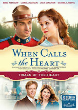 When Calls the Heart: Trials of the Heart (DVD, 2015) FREE S&H