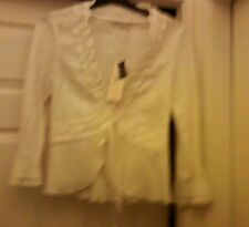 Rocha, John Rocha linen top brand new with tags attached