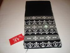Authentic Brand New with Tag Anne Klein Women Embellished  winter Scarf