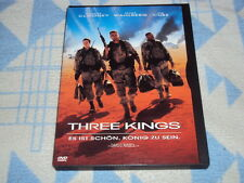 Three Kings  DVD George Clooney  Erstauflage im Snappercase