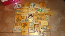 45 + Scrapbooking Stamps High Quality Wooden Uptown Stampendous Hero Arts